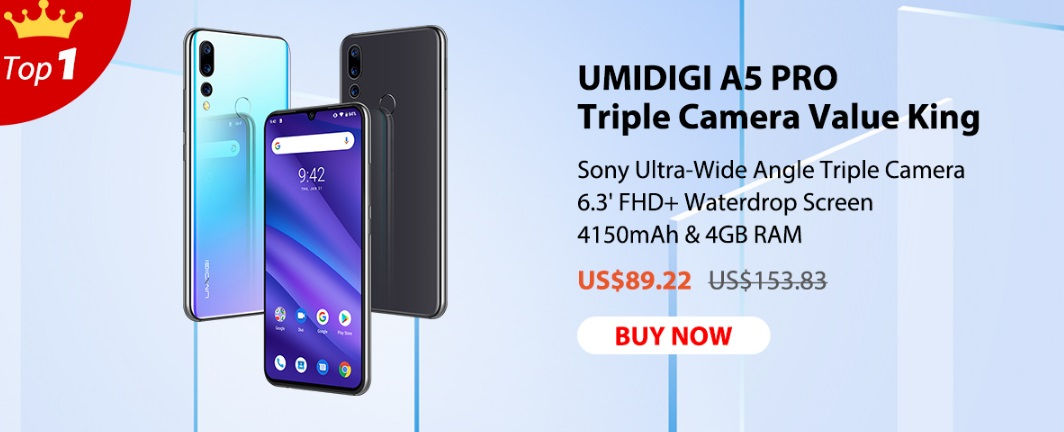 UMIDIGI Official Store