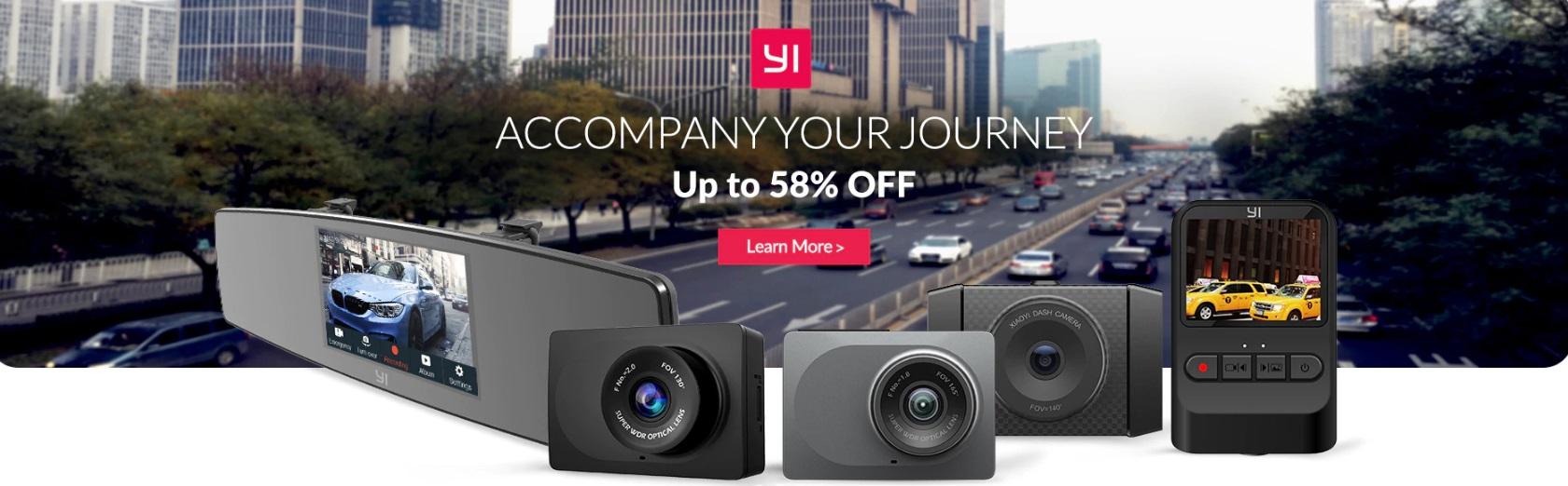 Xiaomi Yi kamery