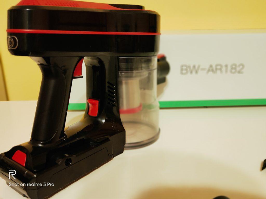 Odkurzacz pionowy bezprzewodowy BlitzWolf® BW-AR182